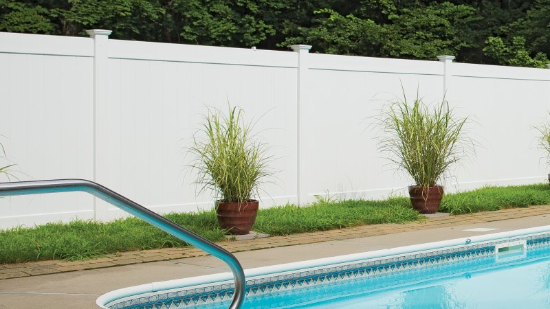 Pool Commercial fencing in Georgia