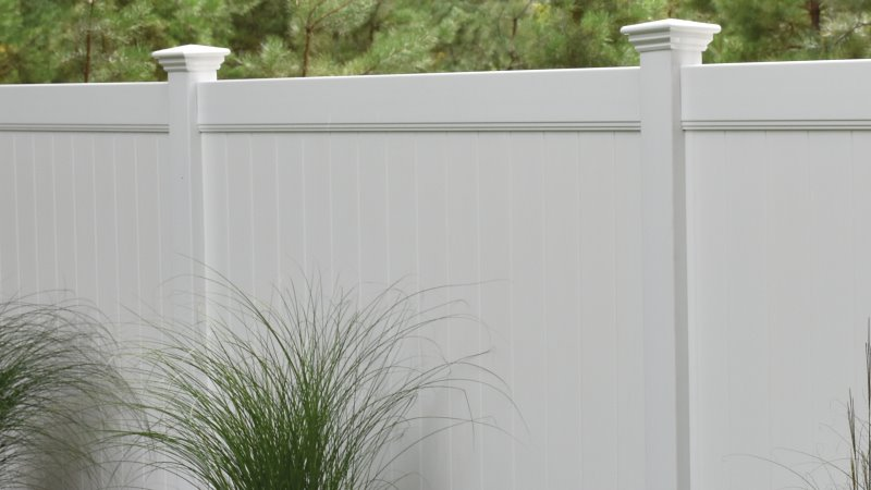 Privacy Commercial fencing in Georgia
